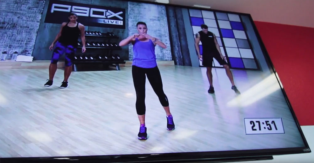 Video on Demand Fitness Classes